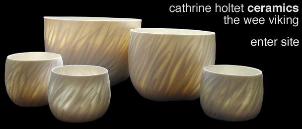 Cathrine Holtet Ceramics